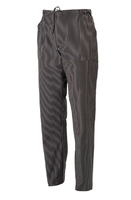 Chefs ENRICO Cotton Trousers | Black - 11P08P20