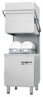 Amika AM 91 XL Pass Through Dishwasher 500mm Basket Gravity Drain