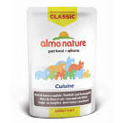 Almo Nature Classic Cat Pouch - Cuisine Tuna & Sole Fillets 55g