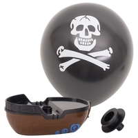 Balloon Boat Pirate