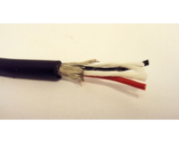 Z3 MICROPHONE CABLE SCREENED (COIL  100M)