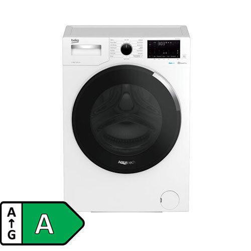 Beko 8kg AquaTech Washing Machine - White