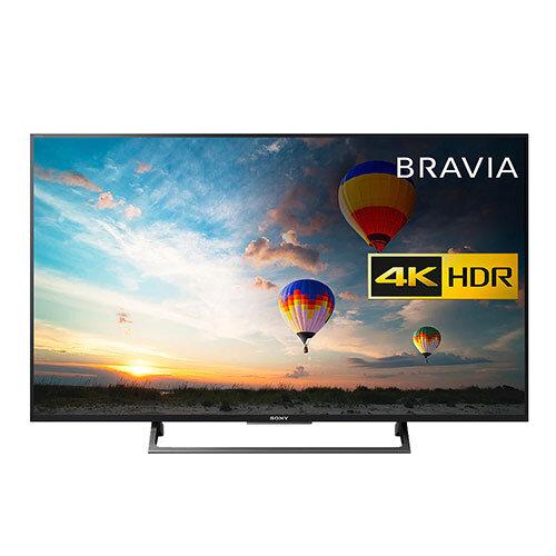 """Sony 49"""" 4K Ultra HD Smart LED TV 1"""