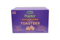 Fold Hill Chewdles Toastees - Bacon & Cheese 10kg