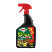 Doff Ivy & Brushwood Weed Killer 1 litre Spray