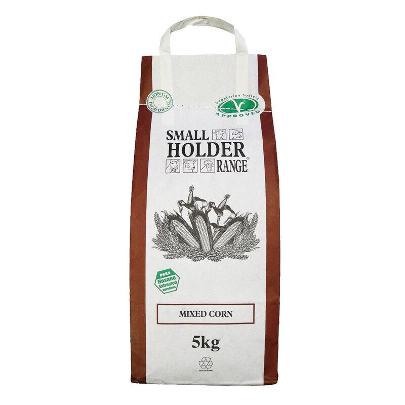 Allen & Page Small Holder Range Mixed Corn 5kg