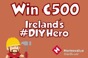 Ireland's #DIYHero