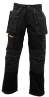 Regatta TRJ336 Workline Trouser Black