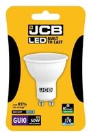 JCB 5W (50W) LED GU10 LAMP DAYLIGHT 370 LUMEN