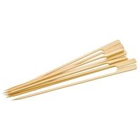 Bamboo Burger Skewers