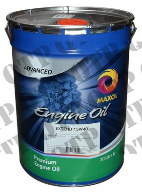 Oil 20 Ltr. 15/40 Optima Maxol