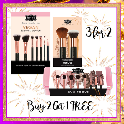 3 FOR 2 BRUSH BUNDLE