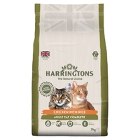 Harringtons Cat - Chicken with Rice 2kg