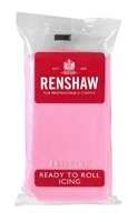 RENSHAW READY TO ROLL ICING PINK  (12 X 250g)