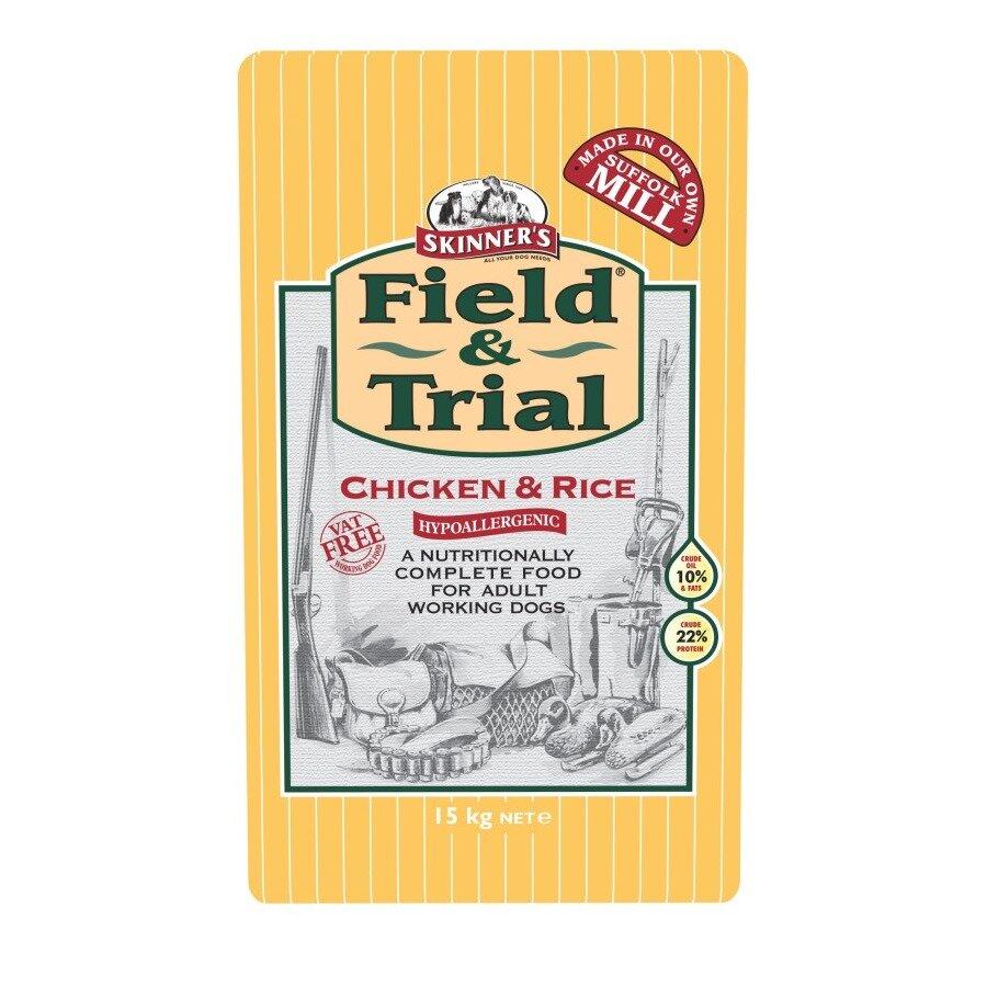 Skinners Field & Trial Chicken & Rice 15kg