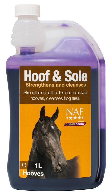 NAF Hoof & Sole 1L