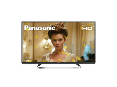 """Panasonic 40"""" Full HD Smart LED TV with HDR and Satellite/Terrestrial Tuner"""