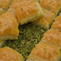 Baklava-Fistikli (Pistachio) (big brown box)
