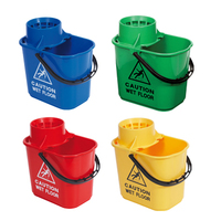 15 Litre Mop Bucket with Wringer