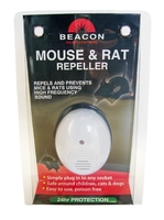 BEACON MOUSE AND RAT REPELLER