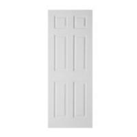 """DOOR 6 PANEL REGENCY 6'8"""" x 2'8"""""""