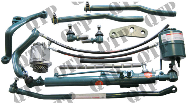Power Steering Kit Ford 2000 3000 - Quality Tractor Parts LTD