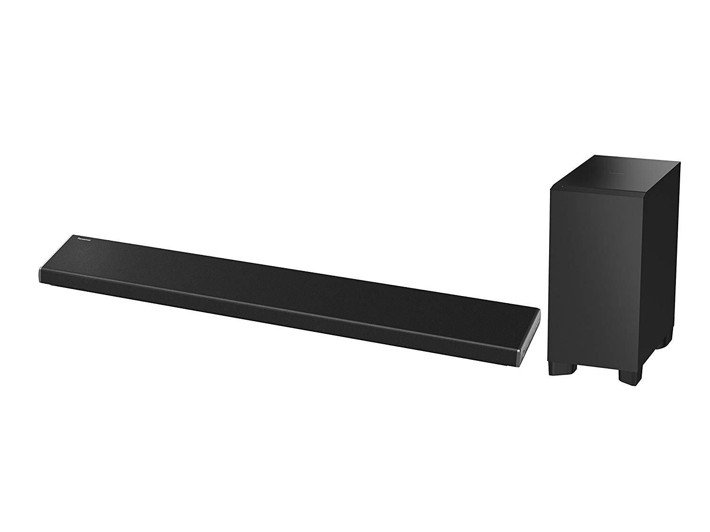 Panasonic 350 W Soundbar with Wireless Down Firing Subwoofer