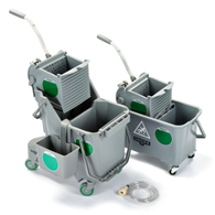 Smart Colour Mop Buckets