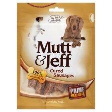Mutt & Jeff Cured Sausage 150g x 12