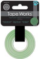 Tape Glitter Solid Green