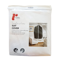 Economy Clear Suit Cover Set 2 WS1012