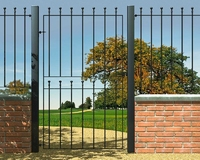 1.8m Wenlock Tall Gate 770mm