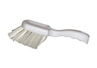 Gong Brush Nylon Fill White