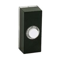 HONEYWELL DOOR BELL PUSH BLACK LIGHTSPOT