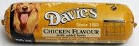 Davies Chub Rolls - Chicken 800g x 15