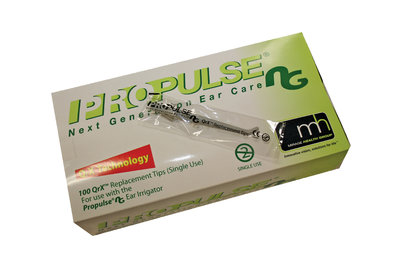 Disposable Tips for Propulse NG Ear Syringe (100)