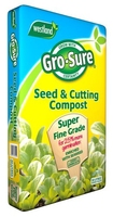 Gro-Sure Compost Seed & Cutting 30lt