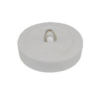 2'' White Rubber Plug 51mm (WT1339)
