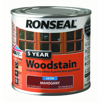 5 Year Woodstain 250ml Mahoagny