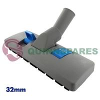 Nilfisk Grey Plastic Dual Blue Pedal Floor Tool (32Mm)