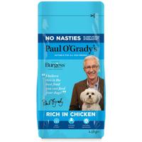 Burgess Paul O'Grady Adult Dog - Chicken 2.5kg