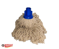 SOCKET MOP HEAD BLUE