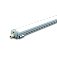 48W LED Waterproof Lamp G-Series 4500K 1500mm