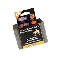 STUK GRIT 60 COARSE SANDING BLOCK