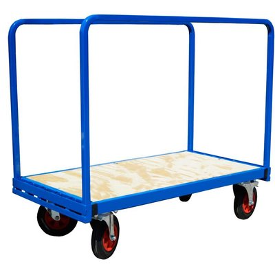 Adjustable Double Sided Trolley with Goalpost Sides