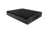 IC Realtime 8CH, 8 Port PoE IP 8MP NVR