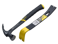 Stanley Fatmax 20oz Antivibe Hammer with Bar
