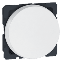 Arteor 10Amp 2 Way Switch 2 Module - White  | LV0501.0021