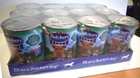 Butchers Cans Lean & Tasty in Gravy PMP 400g x 12