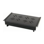 Food Warmer Table Top 43cm Candle
